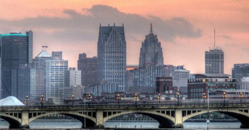 Detroit Skyline | © Bryan Debus / Flickr