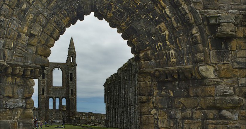 Saint Andrews Cathedral | © dun_deagh/Flickr