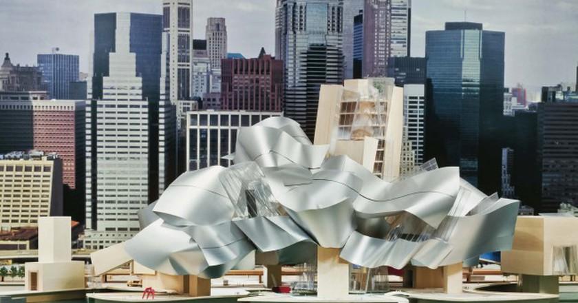 Frank Gehry's Guggenheim Museum (2000) © Metropolis Books