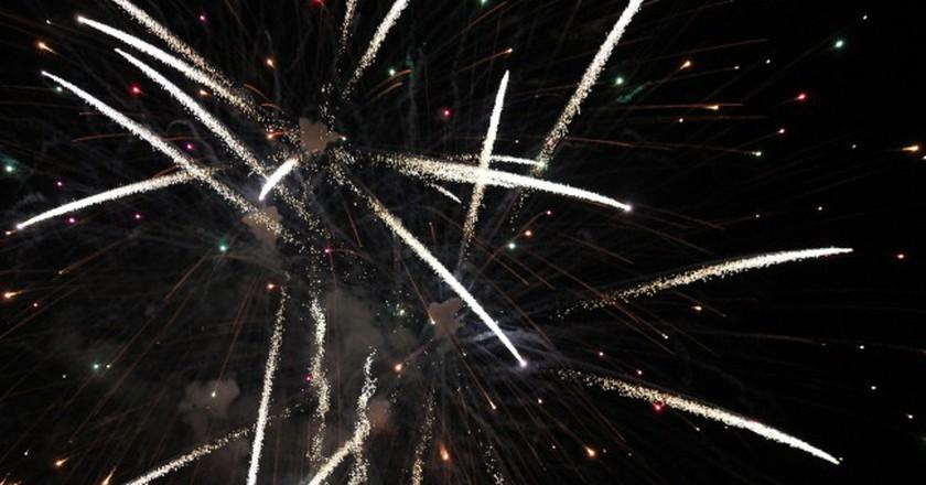 Alexandria Fireworks   © Elvert Barnes/Flickr