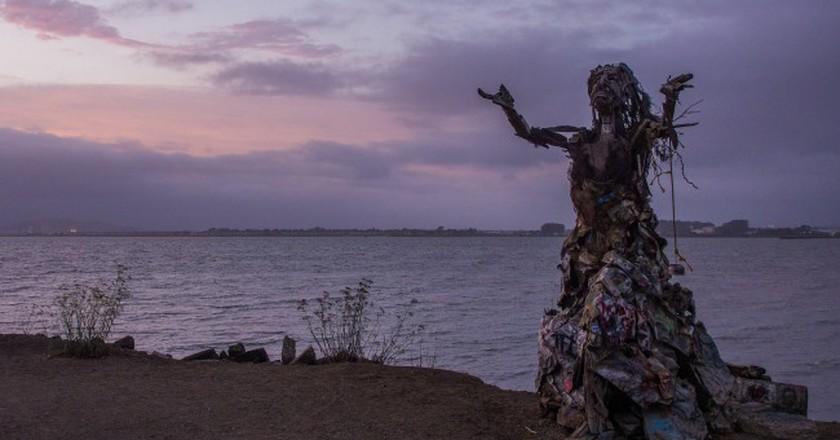 Albany Bulb Sea Witch © Eugene Kim/Flickr