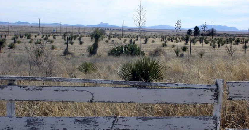 A Brief History Of Marfa, Texas