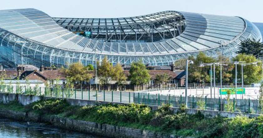 The Aviva Stadium, Dublin | © William Murphy/Flickr