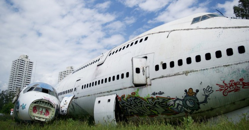 Airplane Graveyard | © Courtesy of Kelly Iverson