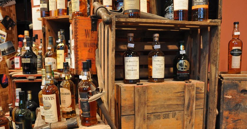 The Best Ways to Celebrate Whisky Month in Scotland