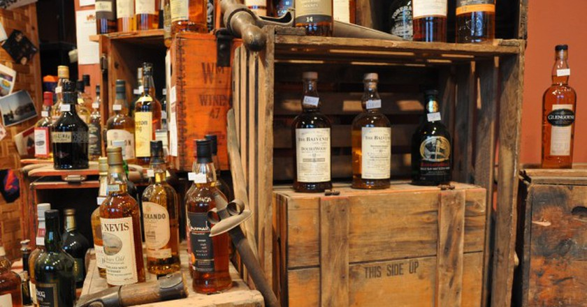 The Best Ways to Celebrate Whisky Month 2018 in Scotland