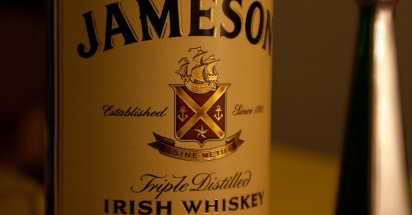 Jameson Irish Whiskey | © Daniel King/Flickr