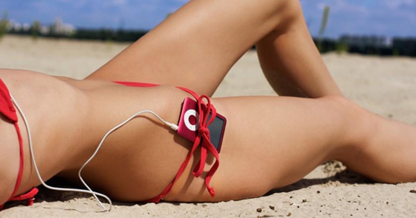 Brazilian wax for small bikinis   © Andrei Ianovskii/Flickr