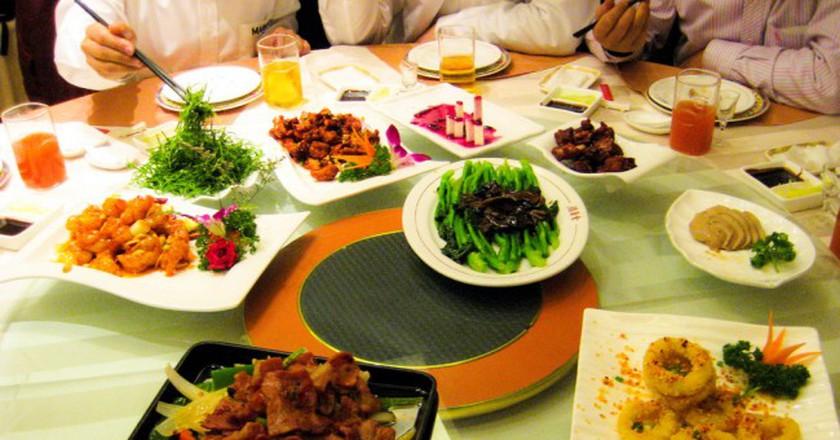 Chinese food | © Giorgio Minguzzi/Flickr