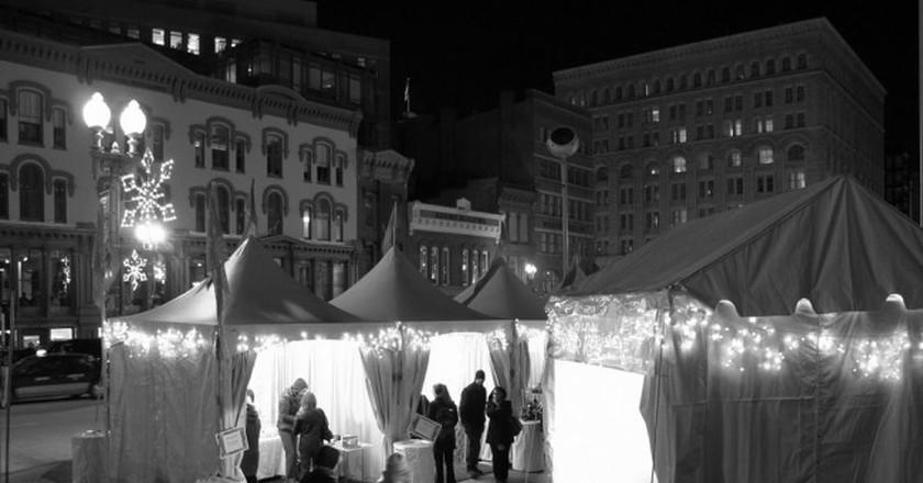 DC Holiday Market   © Mr.TinDC/Flickr