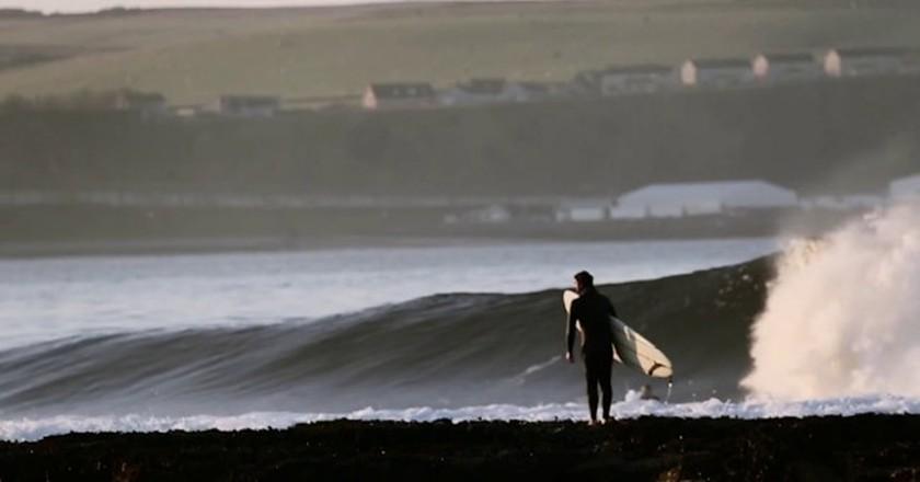 Thurso Surfing