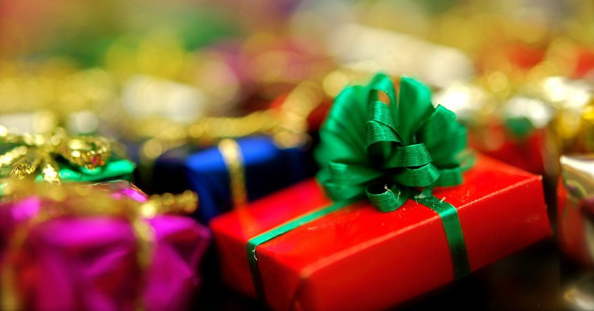 Gifts © JD Hancock/Flickr
