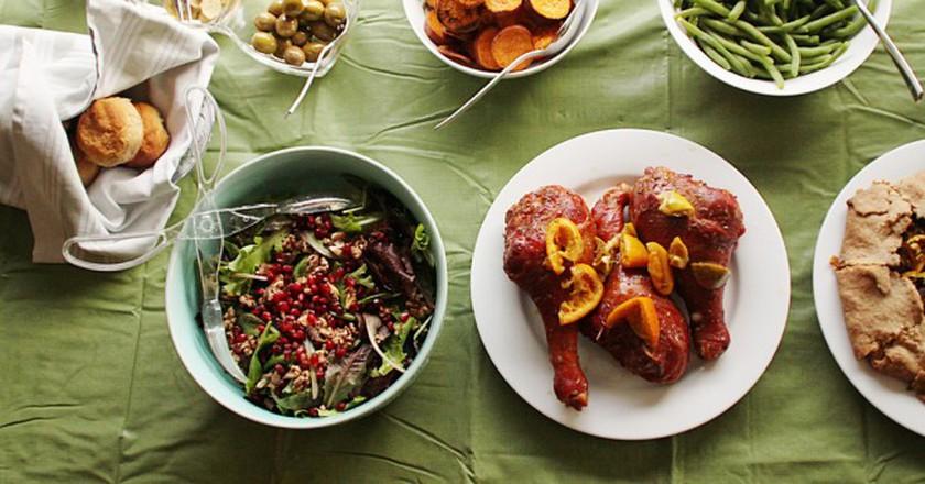 Thanksgiving Dinner | © Stacy/Flickr