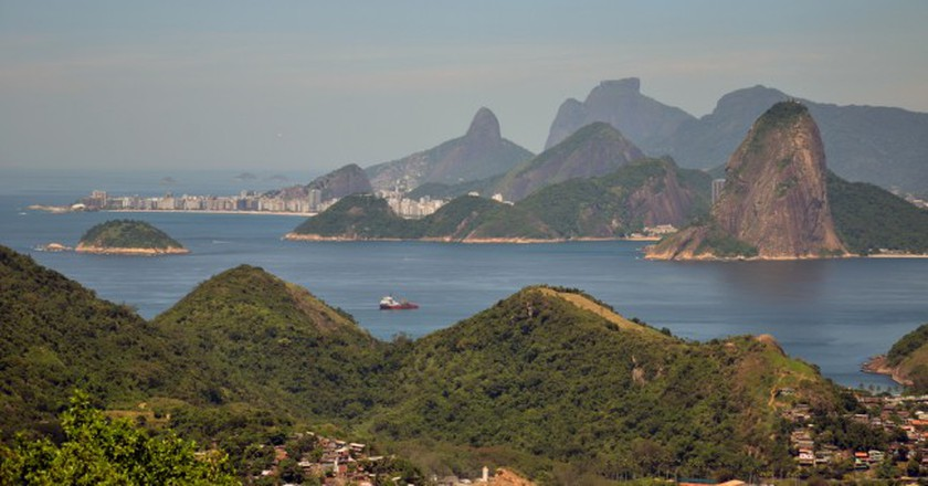 The bay, one of the first sights from the Portuguese explorers  © Rodrigo Soldon/Flickr