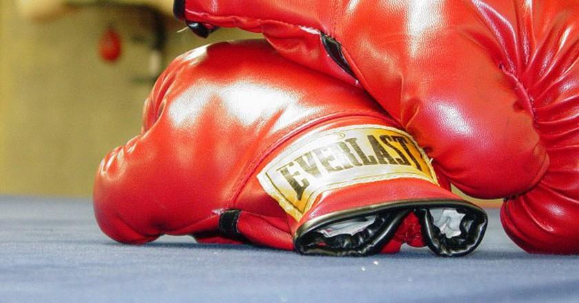 Boxing Gloves   © Kristin Wall/Flickr
