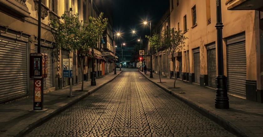 Mexico City street | © iivangm/Flickr