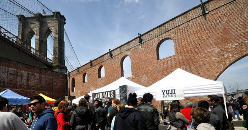 Smorgasburg Healthy: How to Navigate the Famed Food Market if You're Eating Clean