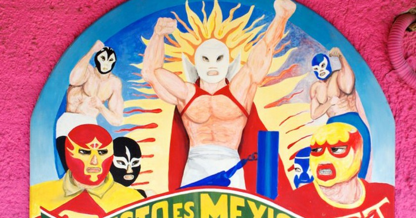 Lucha Libre – 'Esto es México' │ © Peat Bakke/Flickr