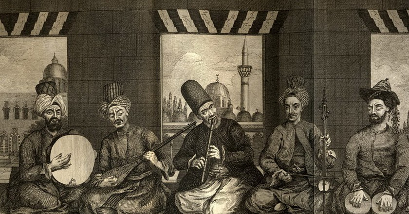 Ottoman Classical Music | Public Domain/WikiCommons