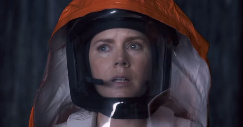 Amy Adams in  'Arrival' | © Paramount Pictures