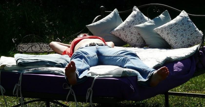 Sleep deprived? Napflix has come to the rescue | Via Pixabay