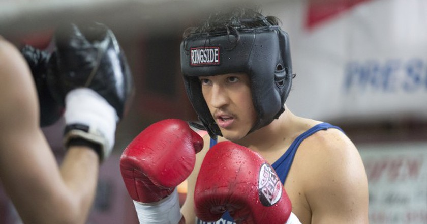 Miles Teller in BLEED FOR THIS | © Icon Films