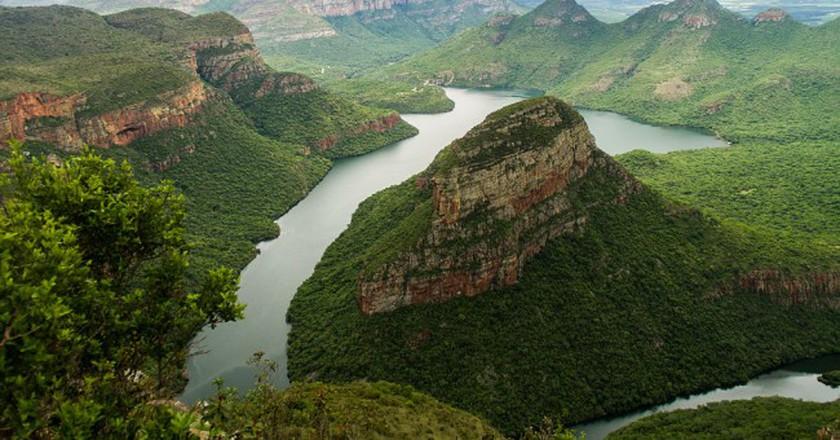 Blyde River Canyon, Mpumalanga © Stefan Schäfer / WikiCommons