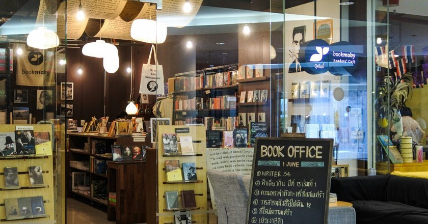 The Best Bookstores In Thailand