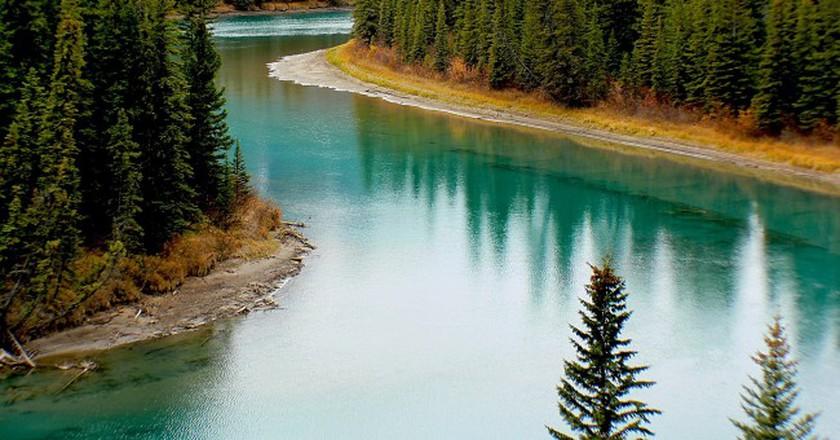 Banff   © Bernard Spragg/Flickr