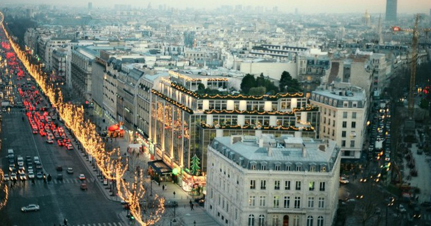 Christmas in Paris | © EuroVizion/Flickr