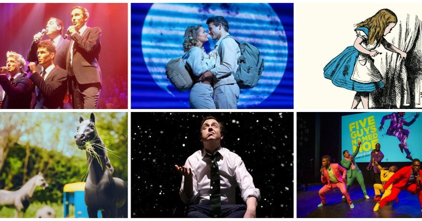 The Best Shows To See In Edinburgh This Christmas