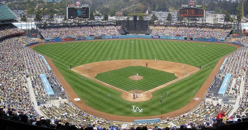 Dodger Stadium © Jake N./Wikipedia