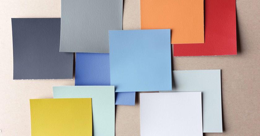 Dulux Colour Futures palette for 2017