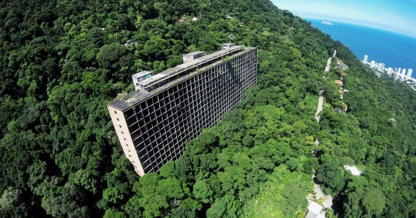 Still of Gavea Tourist Hotel from YouTube