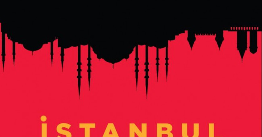 From the cover of Istanbul Istanbul, by Burhan Sönmez | Courtesy of Telegram
