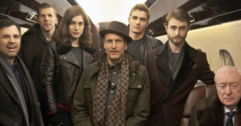 Now You See Me 2 cast | © EOne