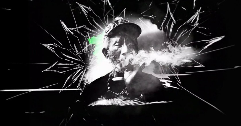 Lee Scratch Perry |© Crack/Vimeo