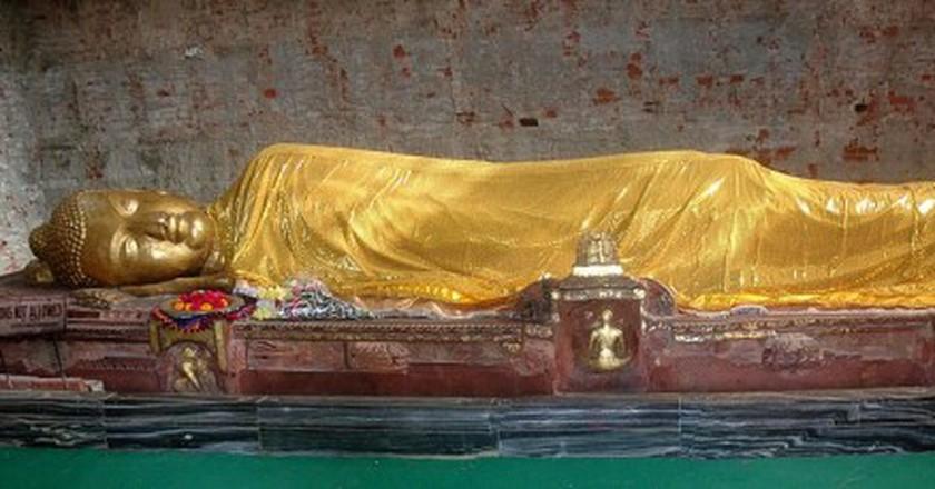 Mahaparinirvana | © myself/Wiki Commons