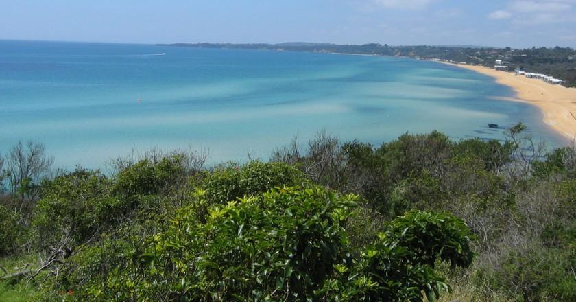 Mount Martha beach | © orderinchaos/WikiCommons