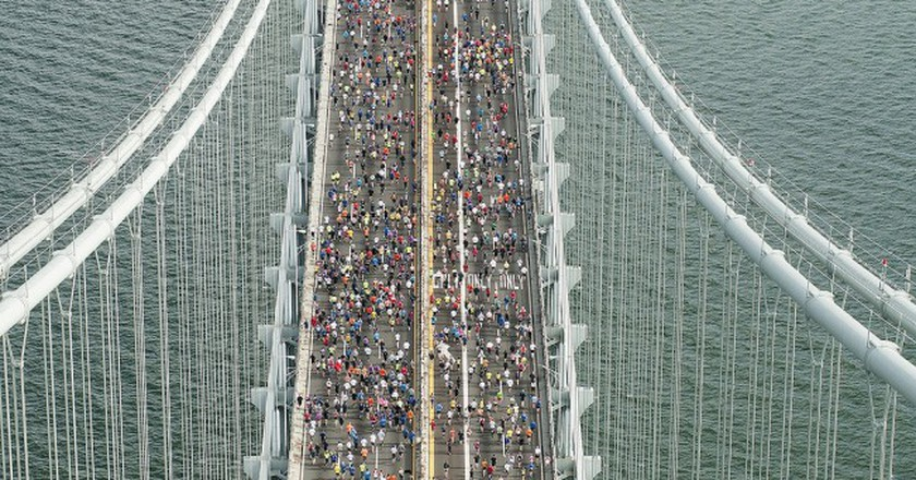 NYC Marathon | Courtesy MTA