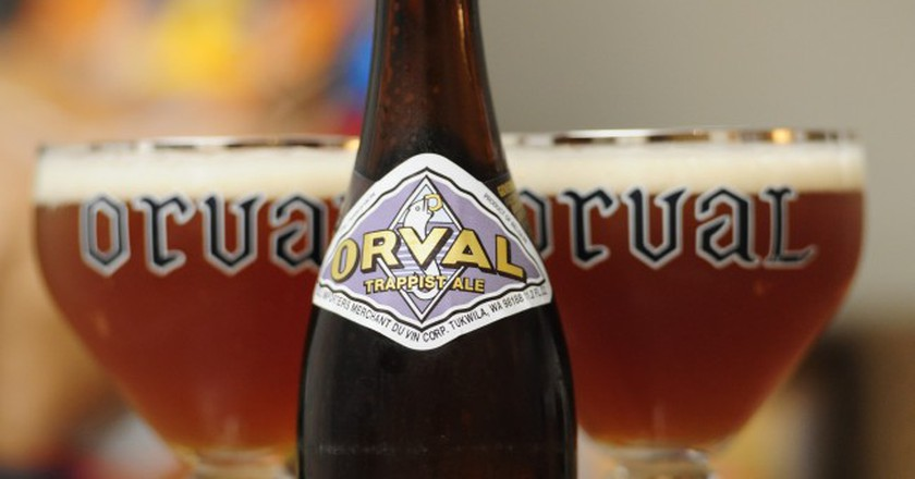 Orval Trappist   © Adam Barhan/Flickr