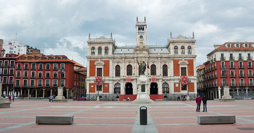 Plaza Mayor de Valladolid | © xavi lópez/WikiCommons