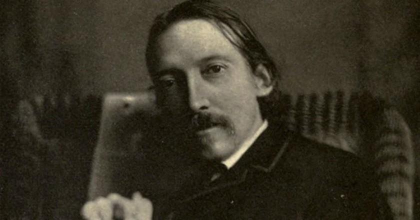 Robert Louis Stevenson   Courtesy Of Edinburgh UNESCO City Of Literature Trust