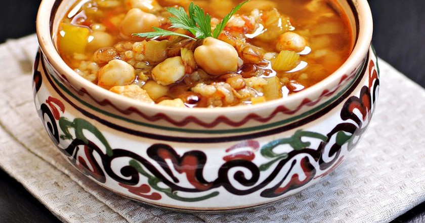 Moroccan Foods to Keep You Warm This Winter