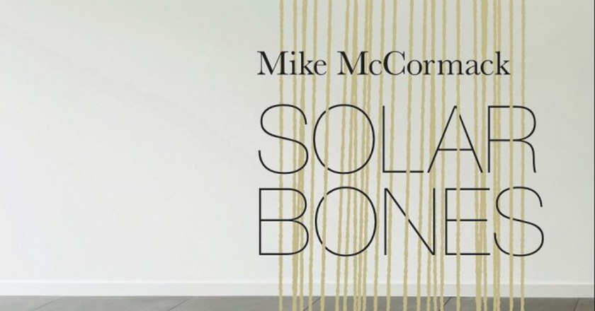 Solar Bones, by Mike McCormack | Courtesy of Tramp Press