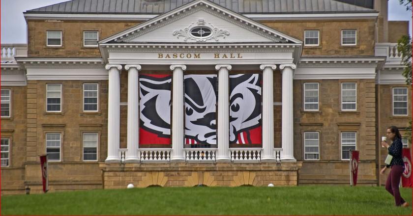 University of Wisconsin-Madison's campus, courtesy of flckr