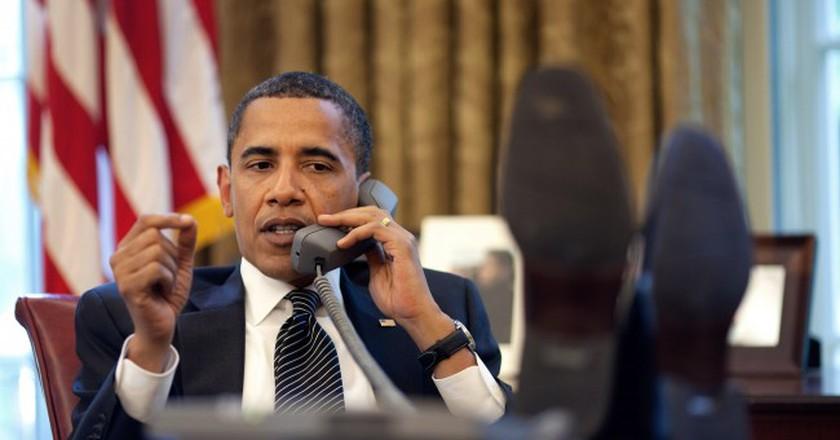 President Barack Obama   © Public Domain/WikiCommons