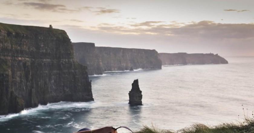 The Cliffs of Moher   © Alison Derham