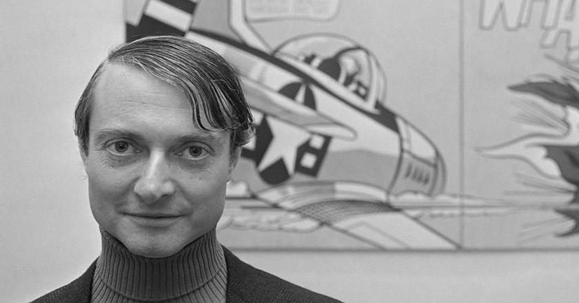 Roy Lichtenstein © Eric Koch/Wikipedia