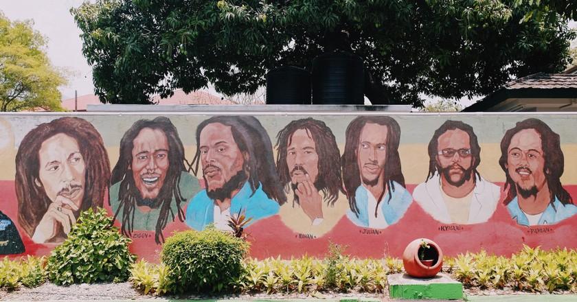Bob Marley Museum, Kingston   © Takehiko Ono/Flickr